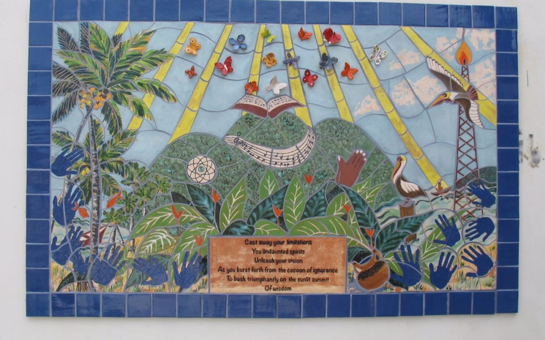 A Mosaic for Guayaguayare Government Secondary School